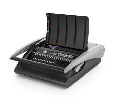 GBC CombBind C210 Comb Binding Machine, Office Machines, Best Buy Cyprus, Binding Machines, GBCPM4401846 GBC,  bestbuycyprus