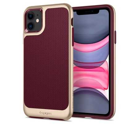 Spigen Neo Hybrid Apple iPhone 11 Burgundy, Phones & Wearables, Best Buy Cyprus, Phone Cases, SPN453BRG SPIGEN,  bestbuycyprus