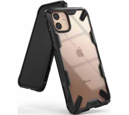 Ringke Fusion-X Apple iPhone 11 Black, Phones & Wearables, Best Buy Cyprus, Phone Cases, RGK982BLK RINGKE