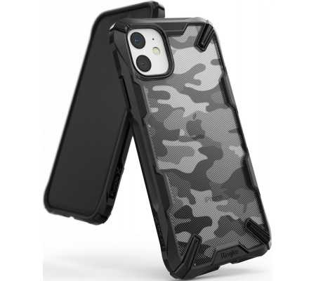 Ringke Fusion-X Design Apple iPhone 11 Camo Black, Phones & Wearables, Best Buy Cyprus, Phone Cases, RGK983MOB RINGKE,
