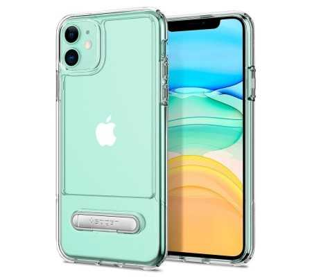Spigen Slim Armor Essential S Apple iPhone 11 Crystal Clear