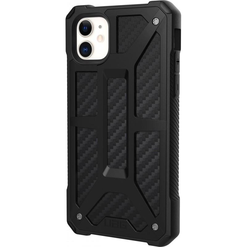 UAG Urban Armor Gear Monarch Apple iPhone 11 (carbon fiber)