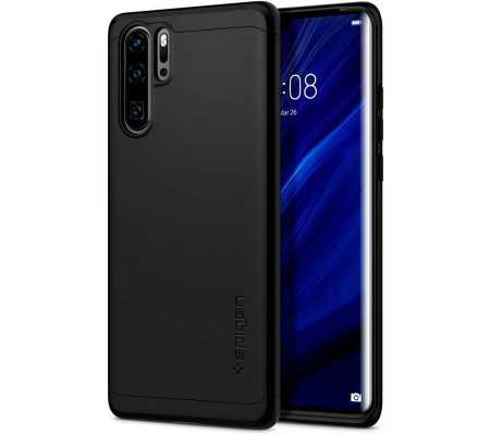 Spigen Thin Fit 360 Huawei P30 Pro Black, Phones & Wearables, Best Buy Cyprus, Phone Cases, SPN923BLK SPIGEN