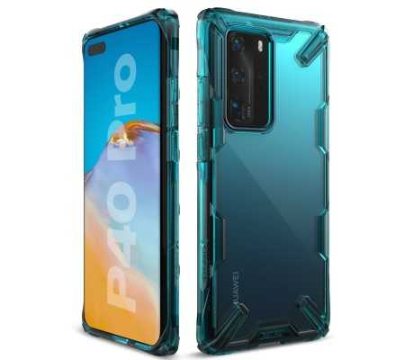 Ringke Fusion-X Huawei P40 Pro Turquoise Green, Phones & Wearables, Best Buy Cyprus, Phone Cases, RGK1146GRN #RINGKE