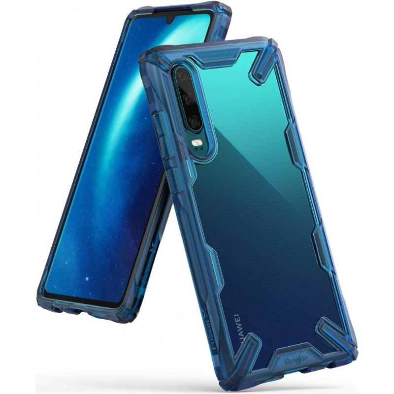 Ringke Fusion-X Huawei P30 Space Blue, Phones & Wearables, Best Buy Cyprus, Phone Cases, RGK872BLU RINGKE,  bestbuycyprus, best