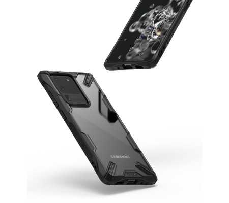 Ringke Fusion-X Samsung Galaxy S20 Ultra Black, Phones & Wearables, Best Buy Cyprus, Phone Cases, RGK1119BLK RINGKE,