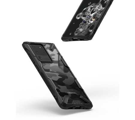 Ringke Fusion-X Design Samsung Galaxy S20 Ultra Camo Black, Phones & Wearables, Best Buy Cyprus, Phone Cases, RGK1121MOB