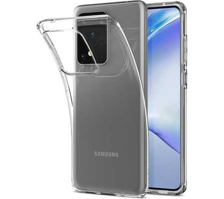 Spigen Liquid Crystal Galaxy S20 Ultra Crystal Clear, Phones & Wearables, Best Buy Cyprus, Phone Cases, SPN543CL SPIGEN,