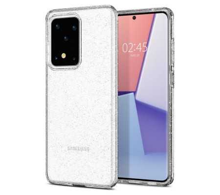 Spigen Liquid Crystal Galaxy S20 Ultra Glitter Crystal, Phones & Wearables, Best Buy Cyprus, Phone Cases, SPN545CL SPIGEN