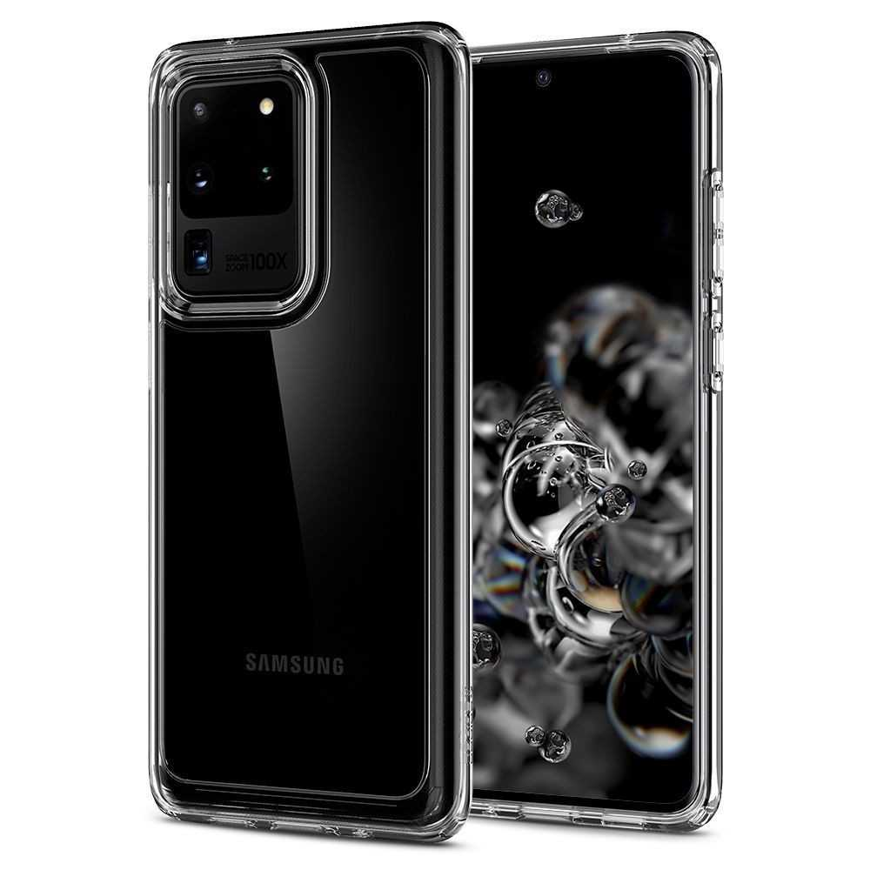 Spigen Ultra Hybrid Galaxy S20 Ultra Crystal Clear