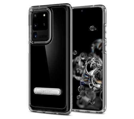 Spigen Ultra Hybrid S Samsung Galaxy S20 Ultra Crystal Clear, Phones & Wearables, Best Buy Cyprus, Phone Cases, SPN549CL SPIGEN