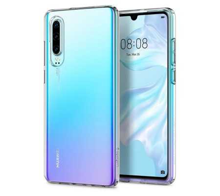 Spigen Liquid Crystal Huawei P30 Clear, Phones & Wearables, Best Buy Cyprus, Phone Cases, SPN237CL SPIGEN,  bestbuycyprus, best