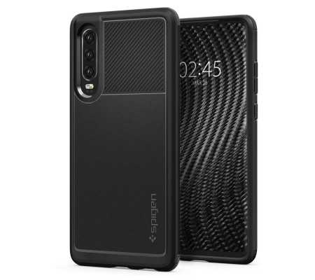 Spigen Rugged Armor Huawei P30 Black, Phones & Wearables, Best Buy Cyprus, Phone Cases, SPN238BLK SPIGEN,  bestbuycyprus, best