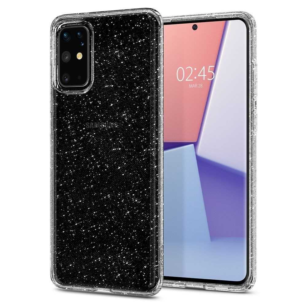 Spigen Liquid Crystal Galaxy S20+ Plus Glitter Crystal