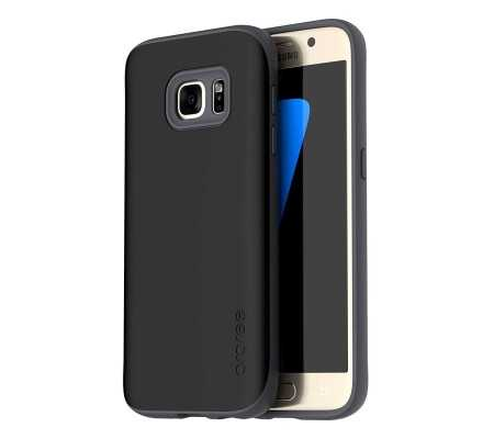 Araree Galaxy S7 Case Amy Hard Back Case Space Black
