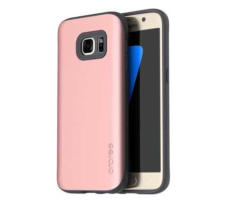 Araree Galaxy S7 Case Amy Hard Back Case Rose Gold, Phones & Wearables, Best Buy Cyprus, Phone Cases, AR20-00141AOK Araree,