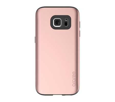 Araree Galaxy S7 Case Amy Hard Back Case Rose Gold, Best Buy Cyprus, Galaxy S7