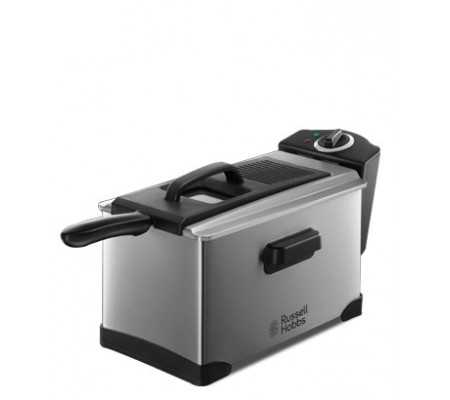Best Buy Cyprus Russell Hobbs 19773-56 Single Stand-alone 1800W Stainless steel fryer