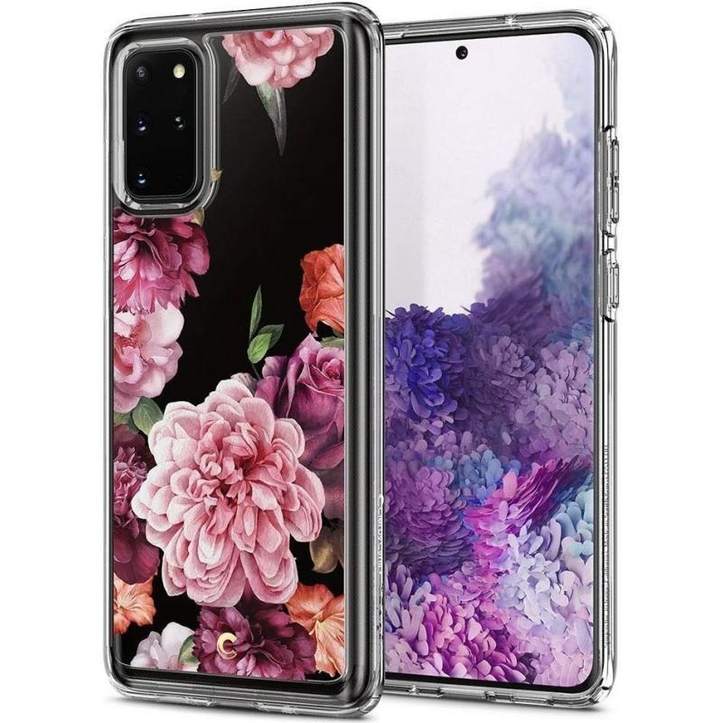 Spigen Ciel Galaxy S20+ Plus Rose Floral, Phones & Wearables, Best Buy Cyprus, Phone Cases, SPN974RSF SPIGEN,  bestbuycyprus
