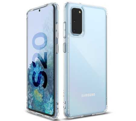 Ringke Fusion Samsung Galaxy S20 Clear, Phones & Wearables, Best Buy Cyprus, Phone Cases, RGK1101CL #RINGKE   #bestbuycyprus