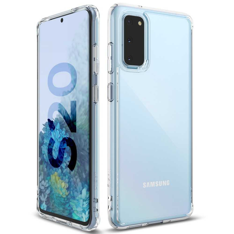 Ringke Fusion Samsung Galaxy S20 Clear
