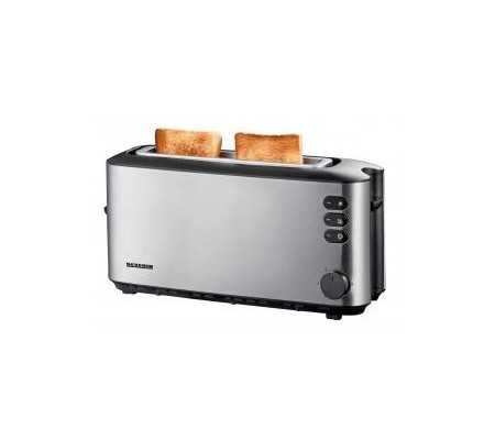 Severin AT2515 2slice(s) 1000W Stainless steel toaster, Best Buy Cyprus, Toasters