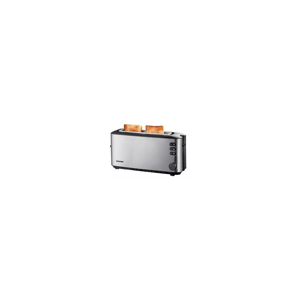Best Buy Cyprus Severin AT2515 2slice(s) 1000W Stainless steel toaster