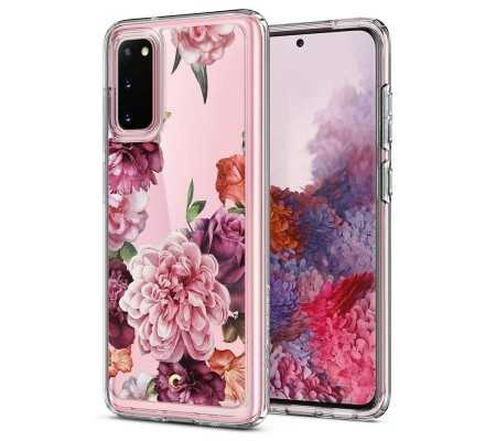 Spigen Ciel Galaxy S20 Rose Floral,  #bestbuycyprus, High quality protective case Powered by Spigen. Precise fit and cutouts to
