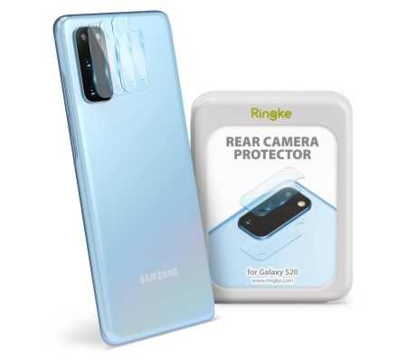 Ringke Camera Glass Samsung Galaxy S20 [3 PACK]