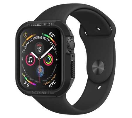 Spigen Rugged Armor Apple Watch 5/4 (40mm) Black, Home, Best Buy Cyprus, Phones & Wearables, SPN223BLK SPIGEN,  bestbuycyprus
