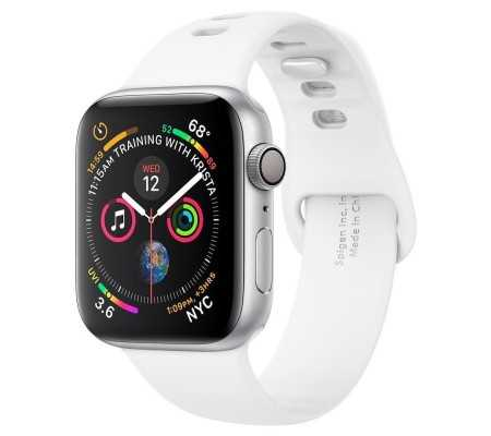 Spigen Air Fit Band Apple Watch 1/2/3/4/5 (42/44mm) White, Phone Cases, Best Buy Cyprus, Apple Cases, SPN869WHT SPIGEN
