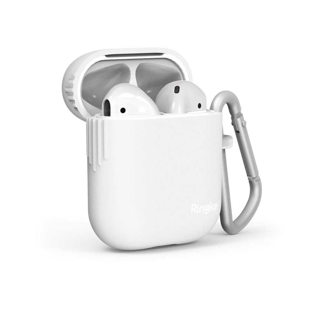 TPU Case Ringke for Apple AirPods White