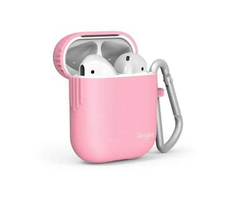 TPU Case Ringke for Apple AirPods Pink, Phone Cases, Best Buy Cyprus, Apple Cases, RGK1009PNK RINGKE,  bestbuycyprus, best buy