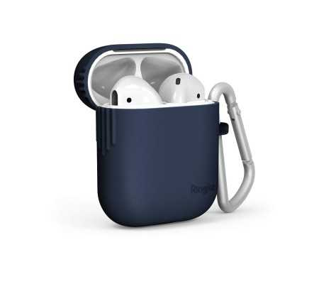 TPU Case Ringke for Apple AirPods Navy, Phone Cases, Best Buy Cyprus, Apple Cases, RGK1010BLU RINGKE,  bestbuycyprus, best buy
