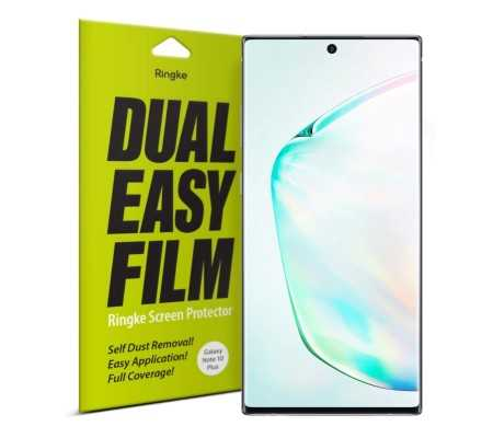 Ringke Dual Easy Full Cover Samsung Galaxy Note 10 Plus Case Friendly,  #bestbuycyprus, Easy To Install - The New 4 Layer Dual