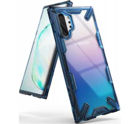 Ringke Fusion-X Samsung Galaxy Note 10 Plus Space Blue