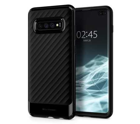 Spigen Neo Hybrid Samsung Galaxy S10 Plus Midnight Black, Phones & Wearables, Best Buy Cyprus, Phone Cases, SPN272MBL SPIGEN,