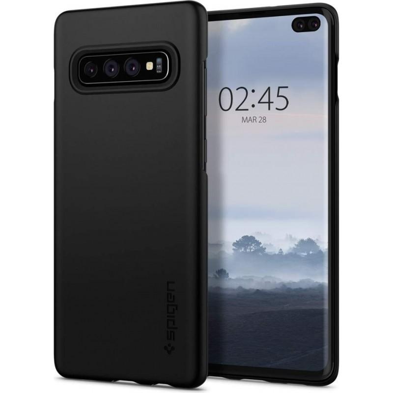 Spigen Thin Fit Samsung Galaxy S10 Plus Black