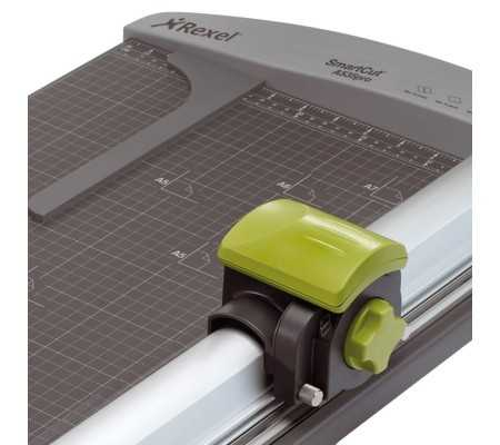 Rexel SmartCut A515Pro 3 in 1 A4 Trimmer Charcoal, Office Machines, Best Buy Cyprus, Guillotine Cutters, 2101967 Rexel,