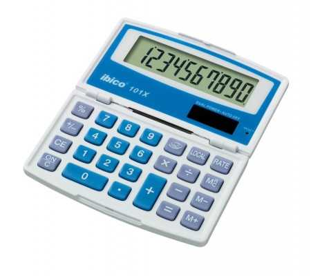 Rexel Ibico 101X Pocket Calculator White/Blue, Best Buy Cyprus, Calculators