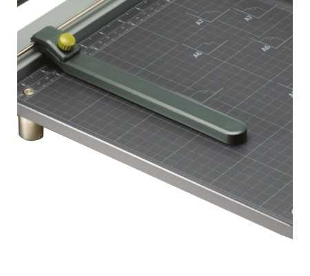 Best Buy Cyprus Rexel ClassicCut CL200 A4 Guillotine Charcoal
