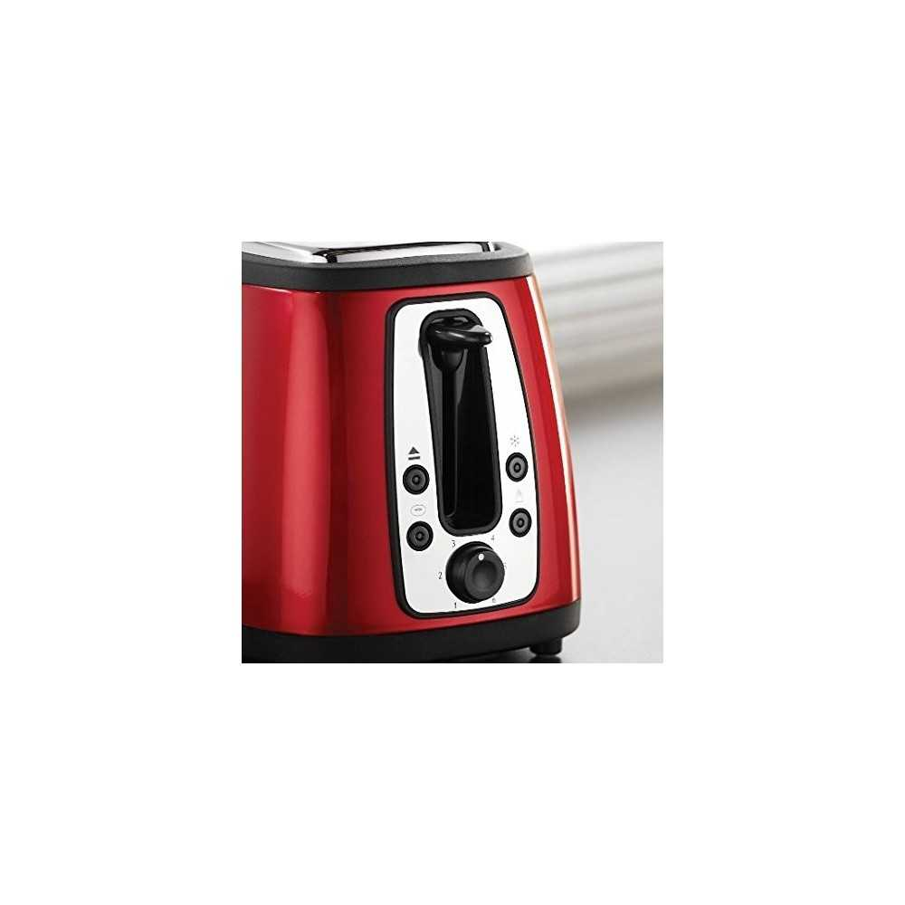 Russell Hobbs Cottage 2 Slice Toaster Red Best Buy Cyprus