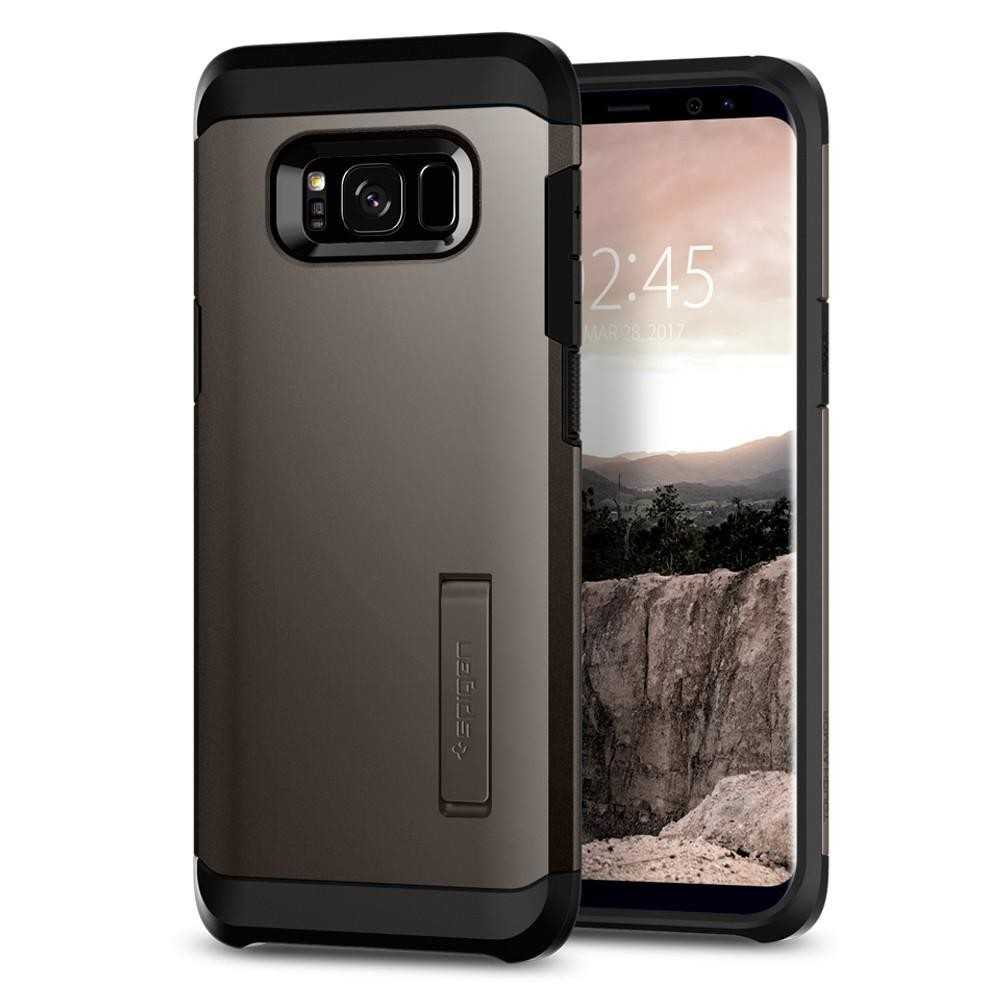 Spigen Galaxy S8 Case Tough Armor Gunmetal, Phones & Wearables, Best Buy Cyprus, Phone Cases, 565CS21641OK #SPIGEN