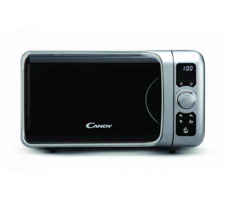 Candy EGO G25D CS Countertop 25L 900W Silver, Small Appliances, Best Buy Cyprus, Microwaves, EGOG25DCS #Candy   #bestbuycyprus
