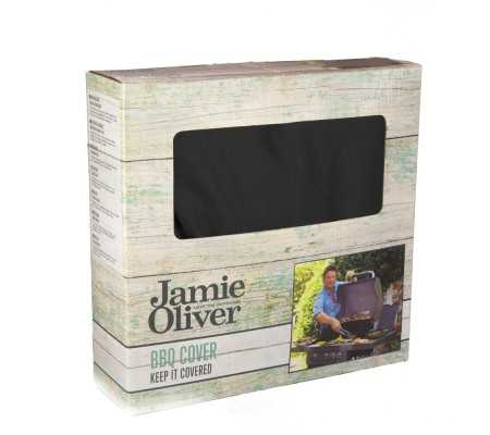 Jamie Oliver | BBQ Cover | PRO 6 | Black, Best Buy Cyprus, BBQ Accessories