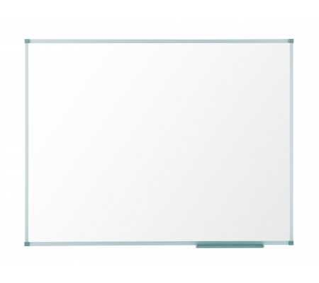 Nobo Classic Steel Magnetic Whiteboard 600x450mm with Aluminium Trim