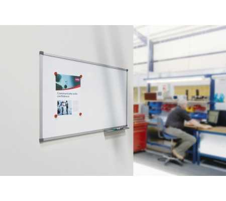 Nobo Classic Magnetic Painted Steel Whiteboard 1200x900mm