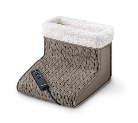 Beurer FWM 45 Heated Feet with Massage Function brown, Best Buy Cyprus, Electric blankets & Cushions
