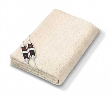 Beurer UB 56 Teddy Double Heated underblanket for double bed, #bestbuycyprus