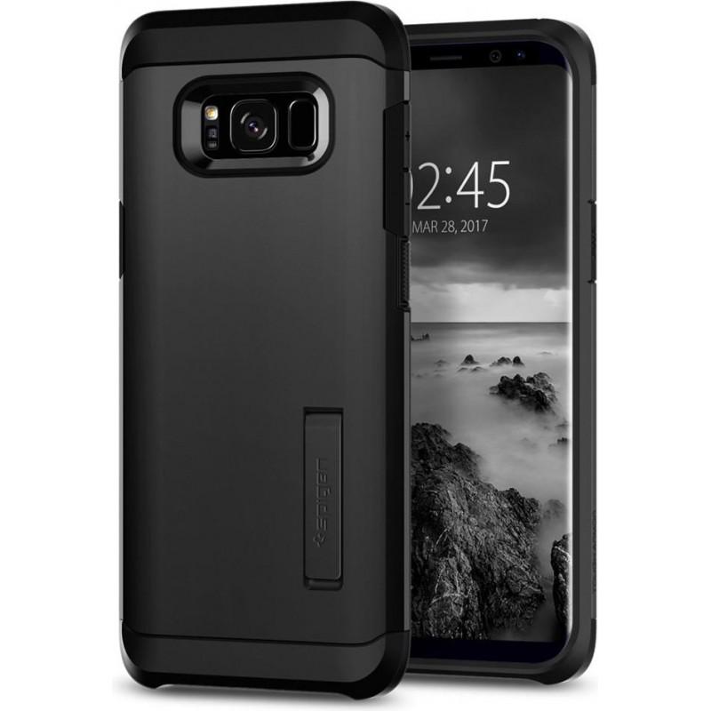 Spigen Galaxy S8+ Tough Armor Black SF